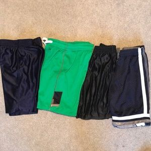 Other - 4 boys basketball shorts one low price
